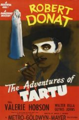 The Adventures of Tartu 1943 DVD - Robert Donat